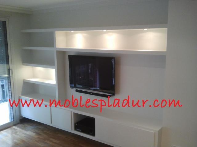 resultado de imagen de muebles de escayola salon - Muebles De Escayola