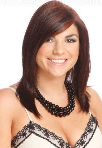 Brown hair with auburn highlights | Best Hair Color Dye ...