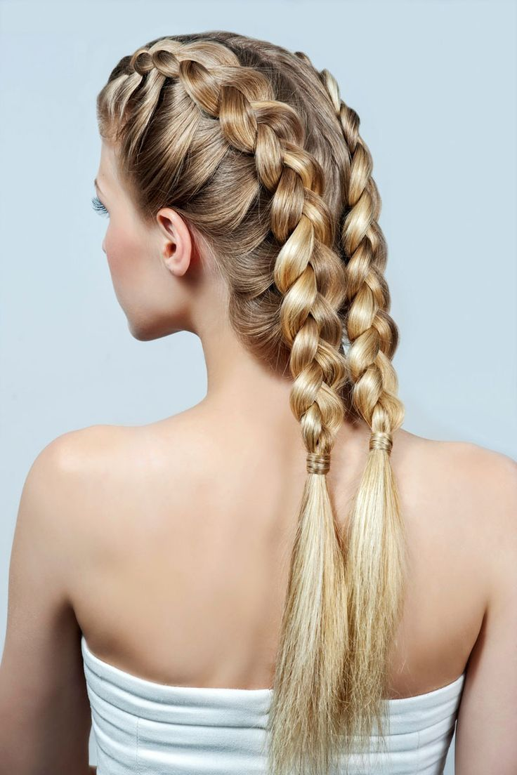 beautiful two braids hairstyles that will rock your world