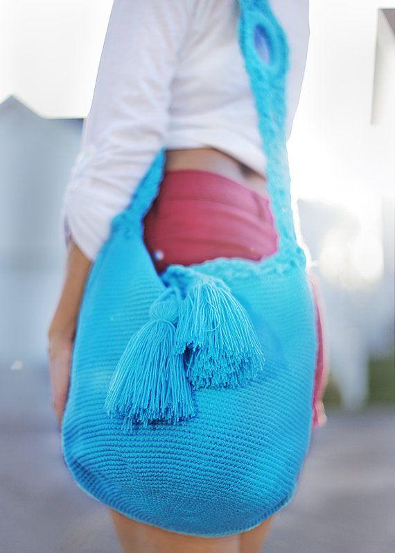 Wayuu Bag 100% Handmade. Every Day Bags