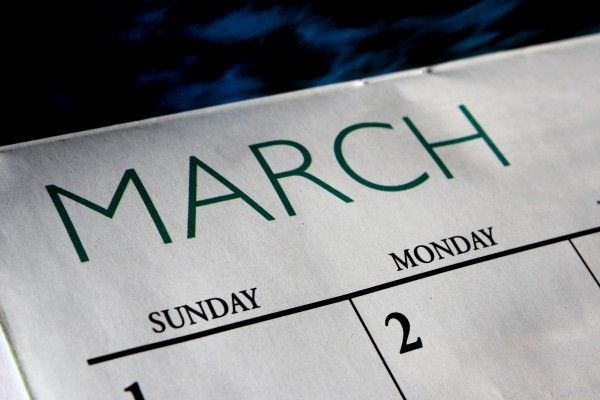 March National Food Holidays