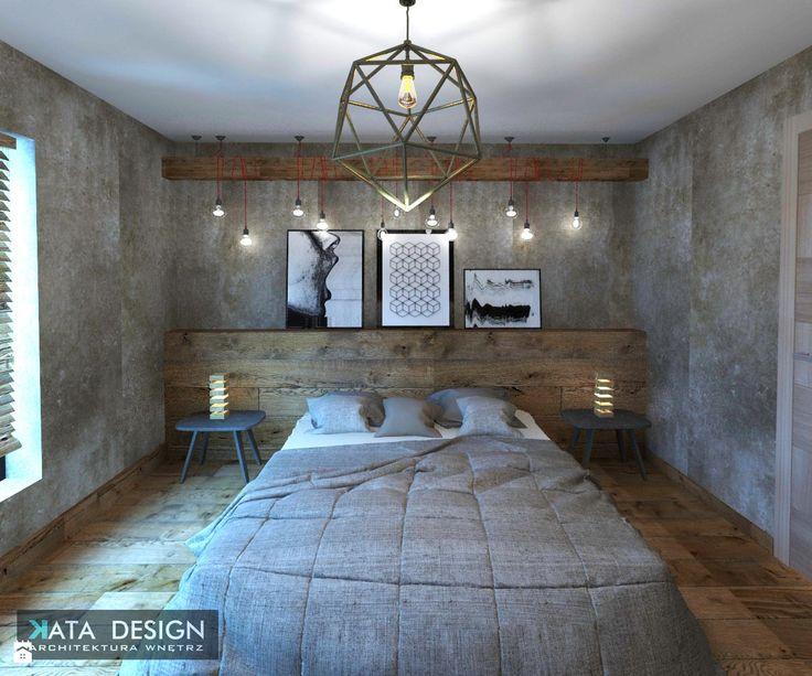 Sypialnia styl Nowoczesny - zdjęcie od katadesign - Sypialnia - Styl Nowoczesny - katadesign