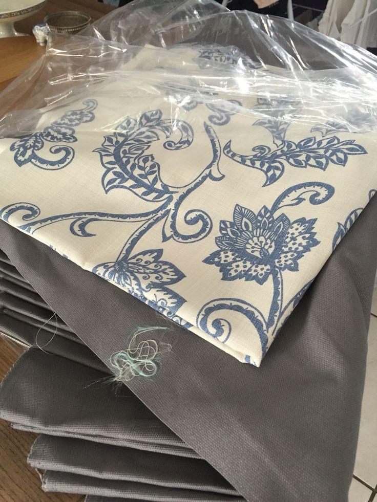 Grey couch material and cushion covers