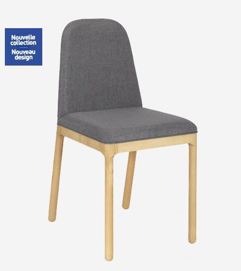 Bet chaise en tissu prix promo Habitat 180.00 € TTC