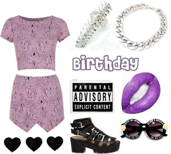 Shay Sarai: Birthday