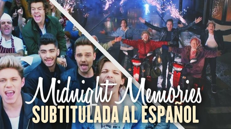 One Direction - Midnight Memories [Official Video] (Subtitulada al Español)
