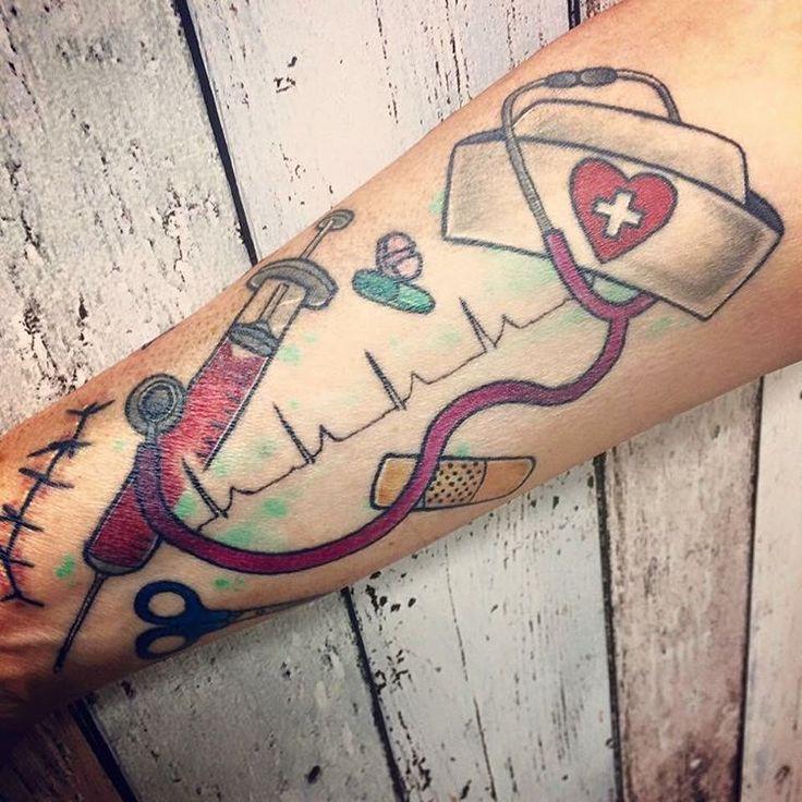 Best 25 Nurse Tattoos Ideas On Pinterest Medical