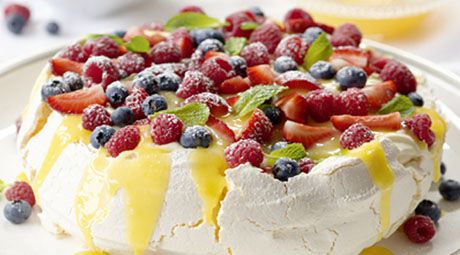 """This pav is so good your family will be fighting over the last piece at the dinner table."" - Curtis Stone"