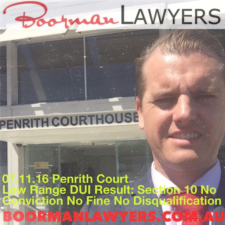 In this Penrith DUI Lawyers blog post we analyse a recent case studies regarding a Low Range Drink Driving offence which was listed at the Penrith Courthouse. Ultimately, we achieved a wonder Section 10 result for our client. See more below: Contents1 Penrith Court Drink Driving Lawyers Update2 Low Range Drink Driving Penalties in NSW3…Continue Reading →