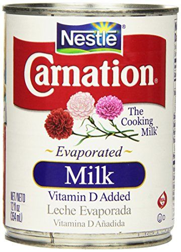 CARNATION MILK EVAPORATED, 12 OZ -- Insider's special offer that you can't miss : baking desserts recipes