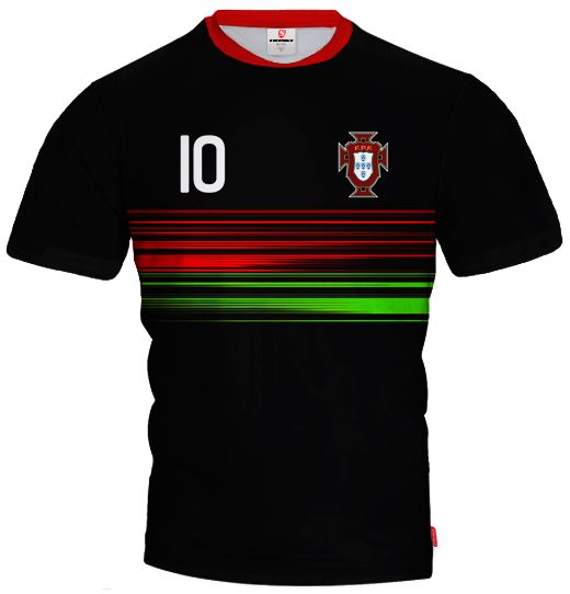 PORTUGAL AWAY 2015/16 Football Jersey With Custom Name and Number
