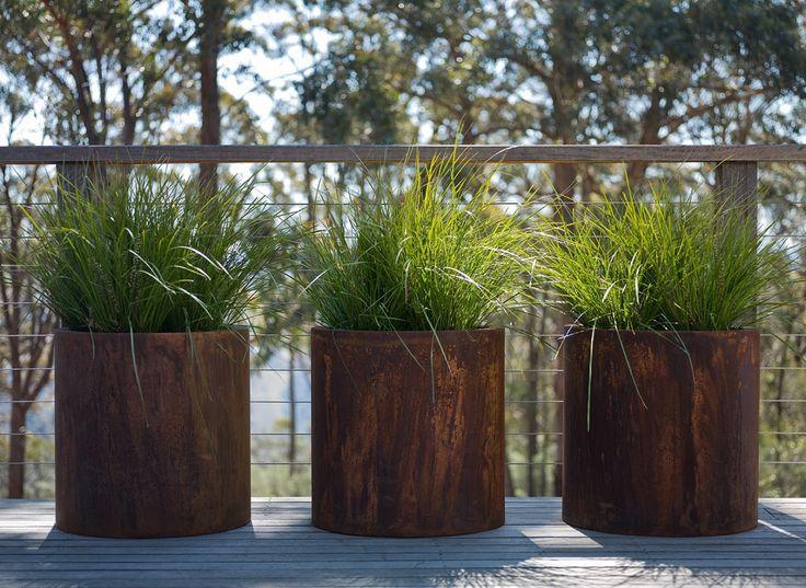 robert plumb / pedge planter collection
