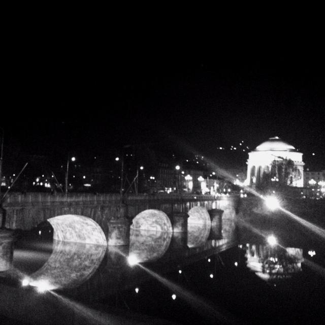 Turin - Vittorio Emanuele I Bridge
