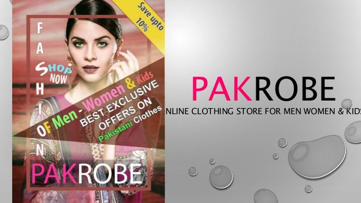 Buy Best & High Quality Pakistani Dresses in reasonable prices. Our this presentation is about how to buy Pakistani Clothes Online?. In this presentation we provide complete information about Buying Pakistani Clothes. For further information you can Call or Whatsapp now: 779-3332113.