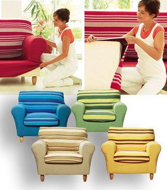 Renovar un sofá, 5 ideas sencillas y baratas de mantener el sofá como nuevo.   Mil Ideas de Decoración