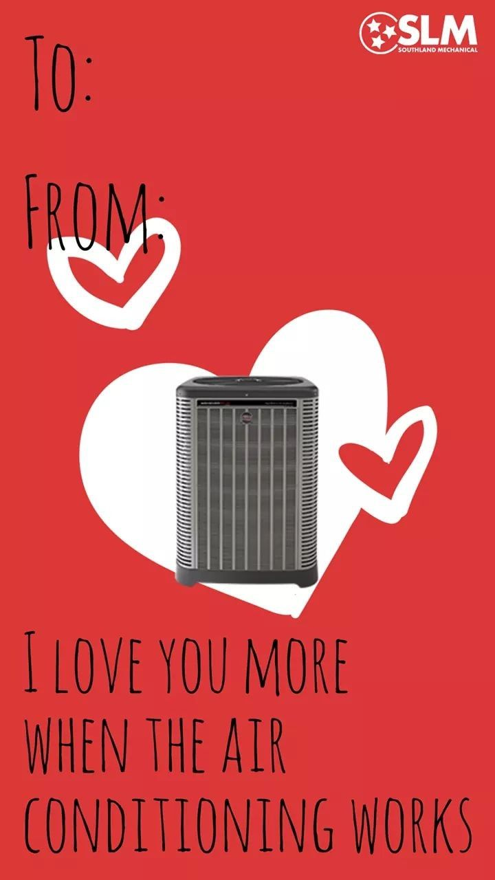 For That Special Person In Your Life That Loves Their Heat And Their Air Conditioning And Coul Air Conditioning