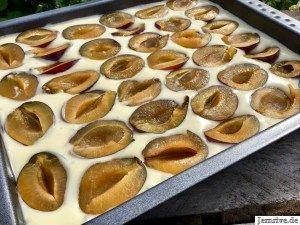 Pflaumenkuchen   – Süße Herbstrezepte