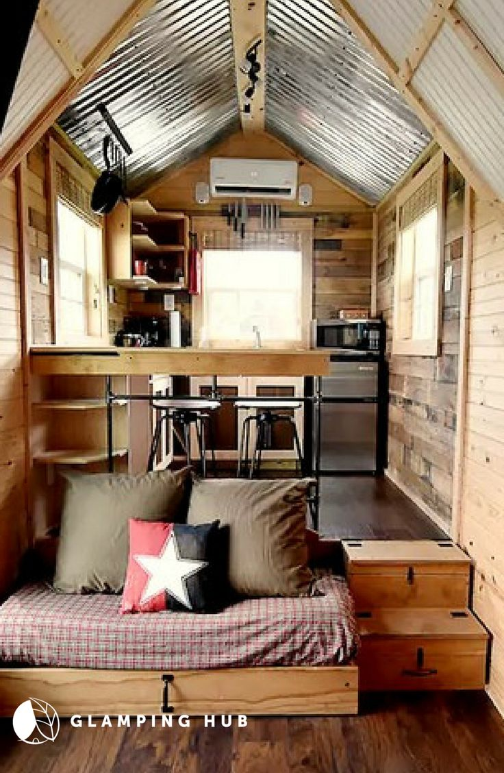 Experience a Tiny House in a whole new way!