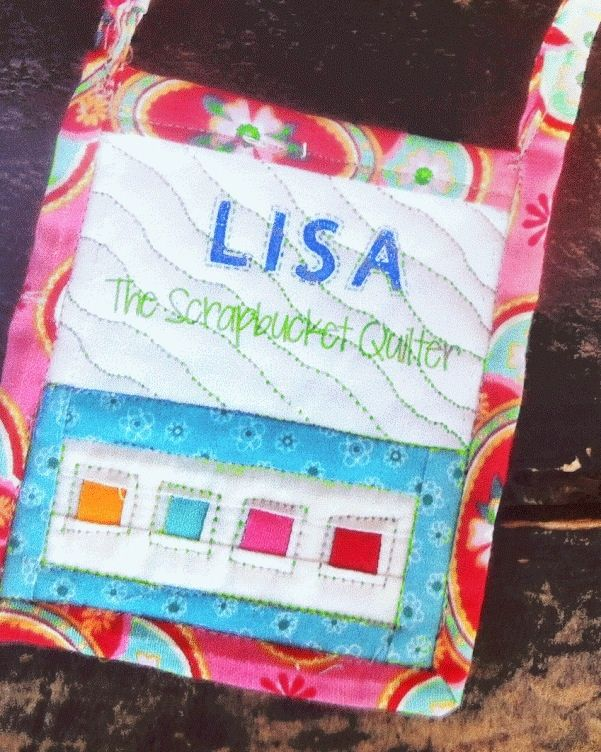 86 best Name Tags images on Pinterest | Name tags, Quilt labels ... : quilting name tags - Adamdwight.com