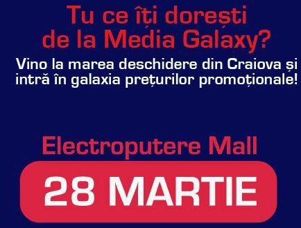 Ce imi doresc de la Media Galaxy Craiova | Blogatu