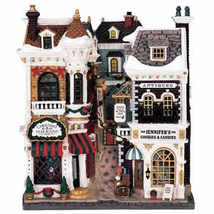 Lemax - Village Shops Facade - (45094) - £31.58 from Lemax Collectables