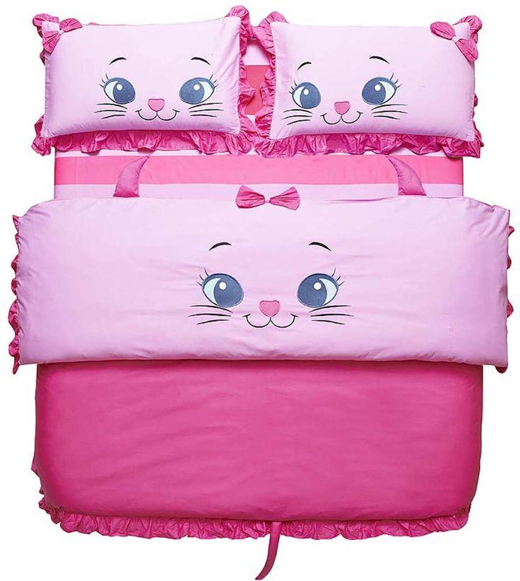 Cute Photo Cats Full Sheets Sets Free Shipping
