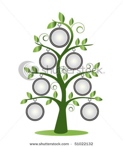 Family Tree Template    #FamilyTree #LDSFamilySearch