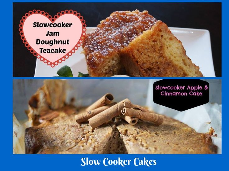 50 Shades of Cake - Slowcooker Cakes   Stay at Home Mum