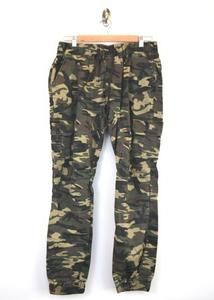 PS 7 Camo Jogger Pants(U.S. Sized), mens fashion, mens, young mens, camouflage, joggers, cargo pant, cargo