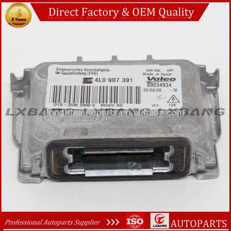 Xenon HID Headlight Ballast Unit Controller Module 4L0907391 For BM W Audi VW Xenon Headlight Ballast 89034934