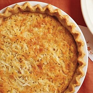 Pioneer Vinegar Pie Recipe | Martha Stewart