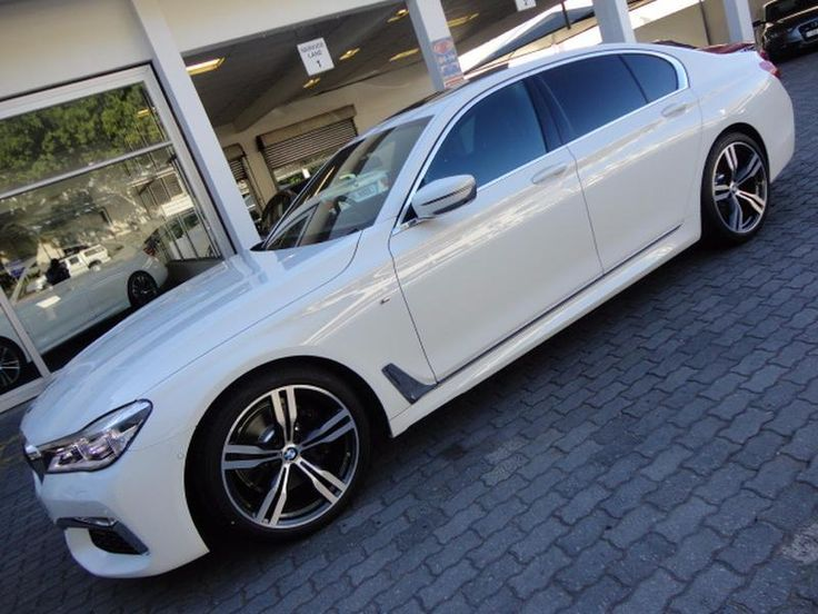 2016 BMW 7 Series 750i M Sport for sale