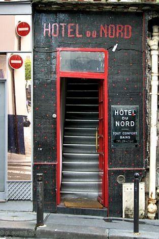 Hôtel du Nord , 102, quai de Jemmapes #Paris10