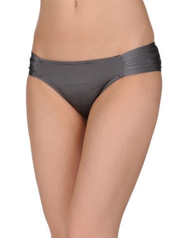 JETS by JESSIKA ALLEN Women's Swim brief Steel grey 4 US