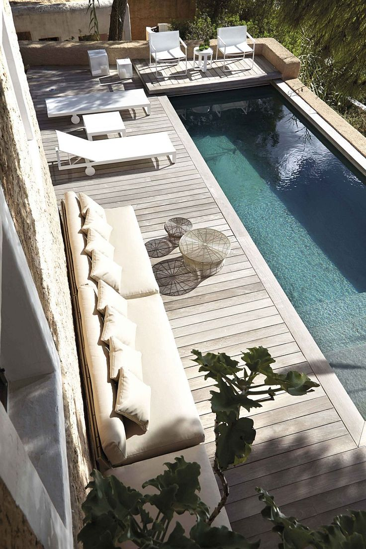 Spanish Design: Enduring Aesthetic Furniture. Spanish DesignLap  PoolsSwimming ...