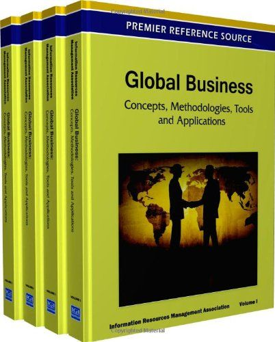 I'm selling Global Business Concepts, Methodologies, Tools and Applications - $225.00 #onselz