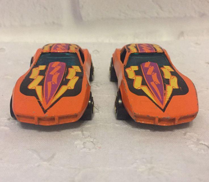 2 Orange Hot Wheels Corvette Stingray Cars Hong Kong 1975 | Toys & Hobbies, Diecast & Toy Vehicles, Cars, Trucks & Vans | eBay!