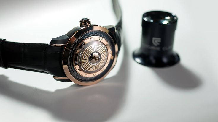 30 minutes on the wrist - The Christophe Claret Aventicum