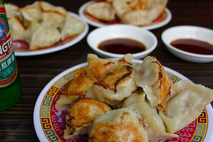 Les raviolis du Nord Est de la Chine 2 - Blleville