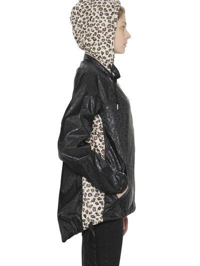 Veste de survêtement adidas Originals Windbreaker Leopard DownTownStock.Com