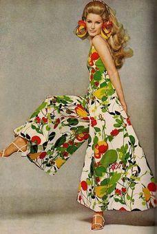 60年代 70年代 ファッション レトロ ボヘミアンの画像 プリ画像