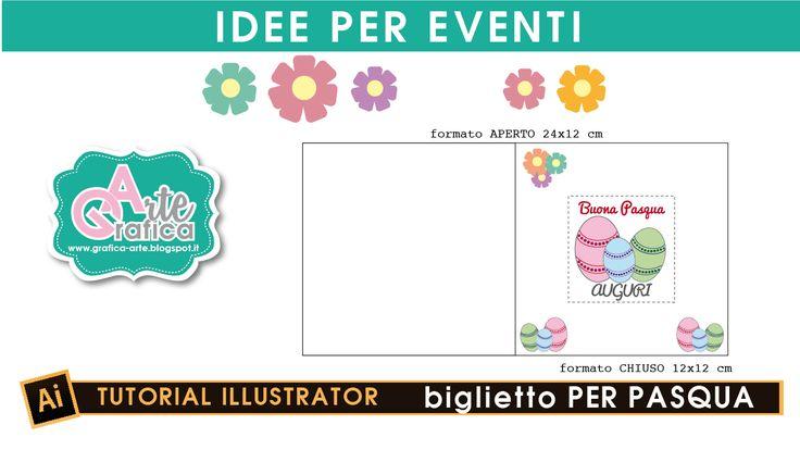 https://youtu.be/6cuvVluTgBs IDEE X EVENTI - creare uun biglietto di pasqua con illustrator dai colori tenui, utilizzando i pennelli, le forme.