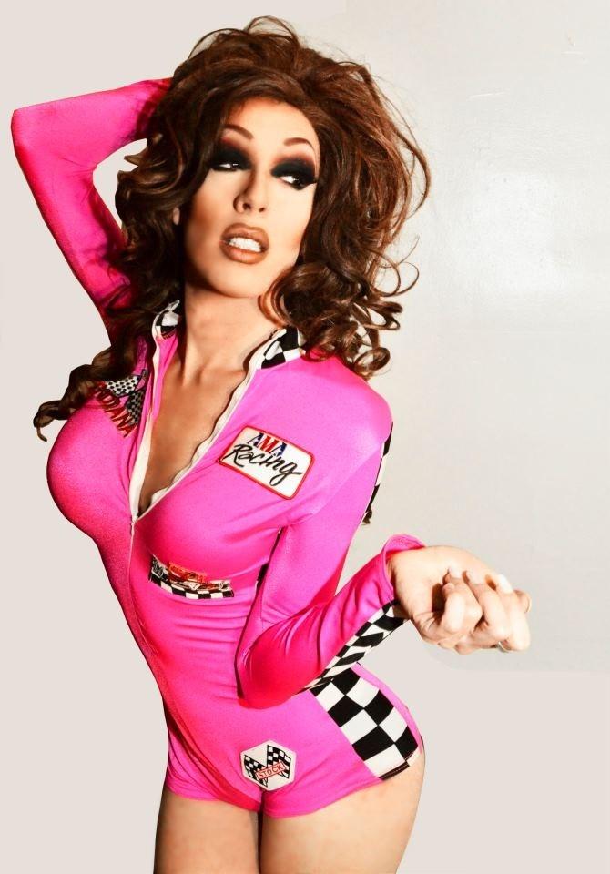 Its Alaska Thunderf*ck.... Its a drag queen!!