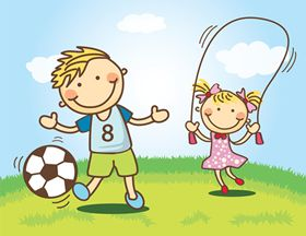 National Physical Education And Sport Week, May 1-7