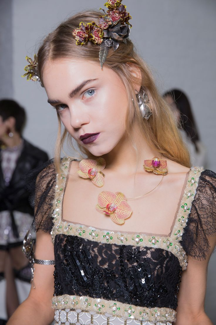 Rodarte Makes the New Flower Crown of Our Dreams