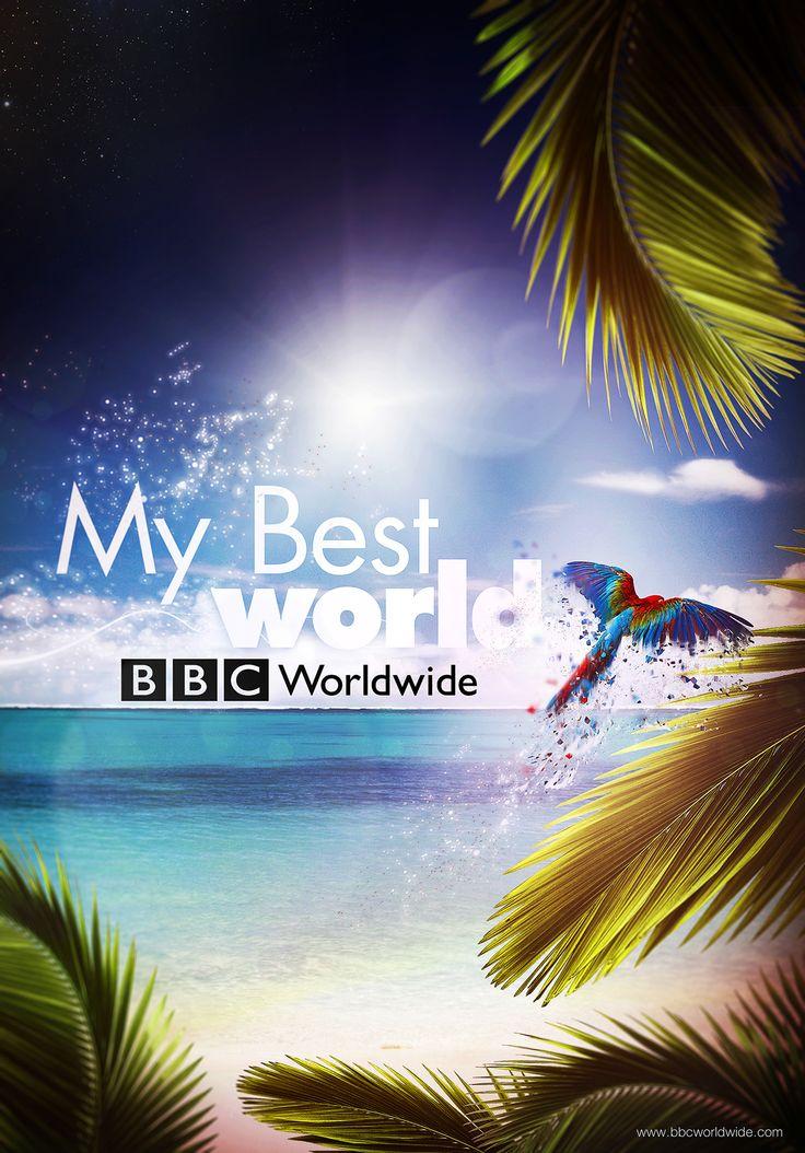 kreacja grafika reklamowa skuteczny plakat BBC