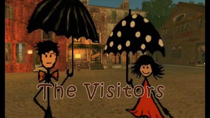"""The Visitors in Lost Town """"La Città Perduta"""""""