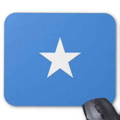 #Low Cost! Somalia Flag Mouse Pad - #travel #office #gifts