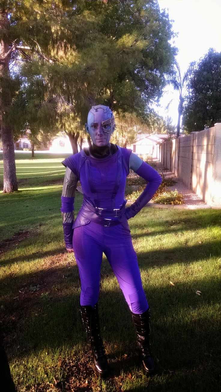 guardians nebula cosplay - photo #18
