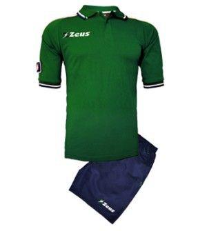 Zöld-Kék-Fehér Zeus City Pamut Póló Szett nagy hatékonyságú légáteresztő képességű, kényelmes, puha, lágy, elegáns viselet. Vállrészét összekötő vállszélesítő minta, a kiegészítő szín adja. City póló oldalán karcsúsító betét, teszi még magabiztosabbá viselését. Szuper, nagyszerű, sportos választás a Zeus City rövid galléros póló szett. Zöld-Kék-Fehér Zeus City Pamut Póló Szett 7 méretben és további 7 színkombinációban érhető el.